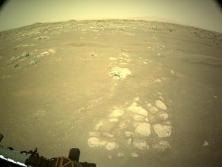 View image taken on Mars, Mars Perseverance Sol 47: Right Navigation Camera (Navcam)