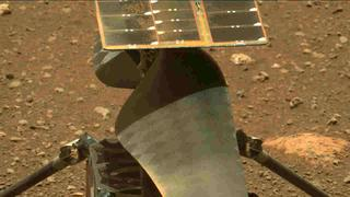 View image taken on Mars, Mars Perseverance Sol 47: Left Mastcam-Z Camera