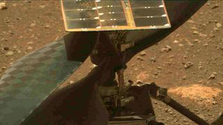 View image taken on Mars, Mars Perseverance Sol 47: Left Mastcam-Z Camera