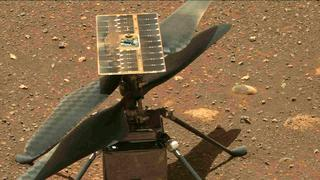 View image taken on Mars, Mars Perseverance Sol 47: Right Mastcam-Z Camera