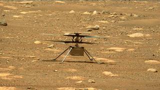 View image taken on Mars, Mars Perseverance Sol 48: Left Mastcam-Z Camera
