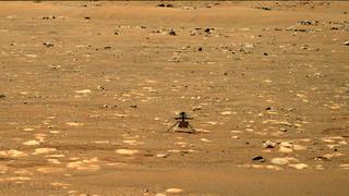 View image taken on Mars, Mars Perseverance Sol 48: Right Mastcam-Z Camera