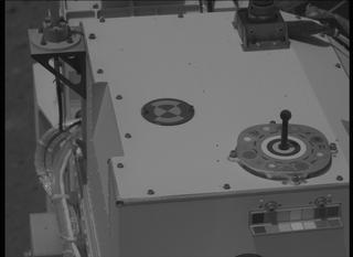 View image taken on Mars, Mars Perseverance Sol 51: Left Mastcam-Z Camera