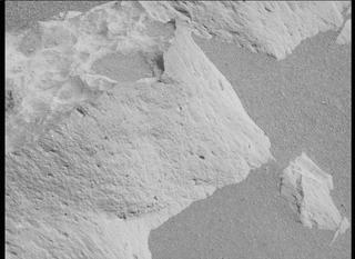 View image taken on Mars, Mars Perseverance Sol 51: Right Mastcam-Z Camera
