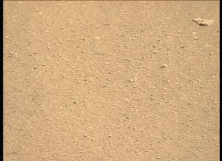 View image taken on Mars, Mars Perseverance Sol 53: Left Mastcam-Z Camera