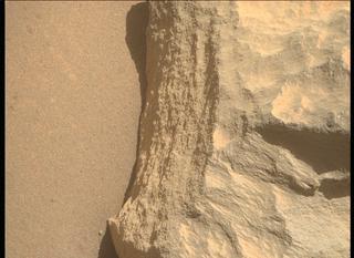 View image taken on Mars, Mars Perseverance Sol 53: Right Mastcam-Z Camera