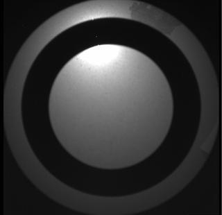 View image taken on Mars, Mars Perseverance Sol 54: SkyCam Camera