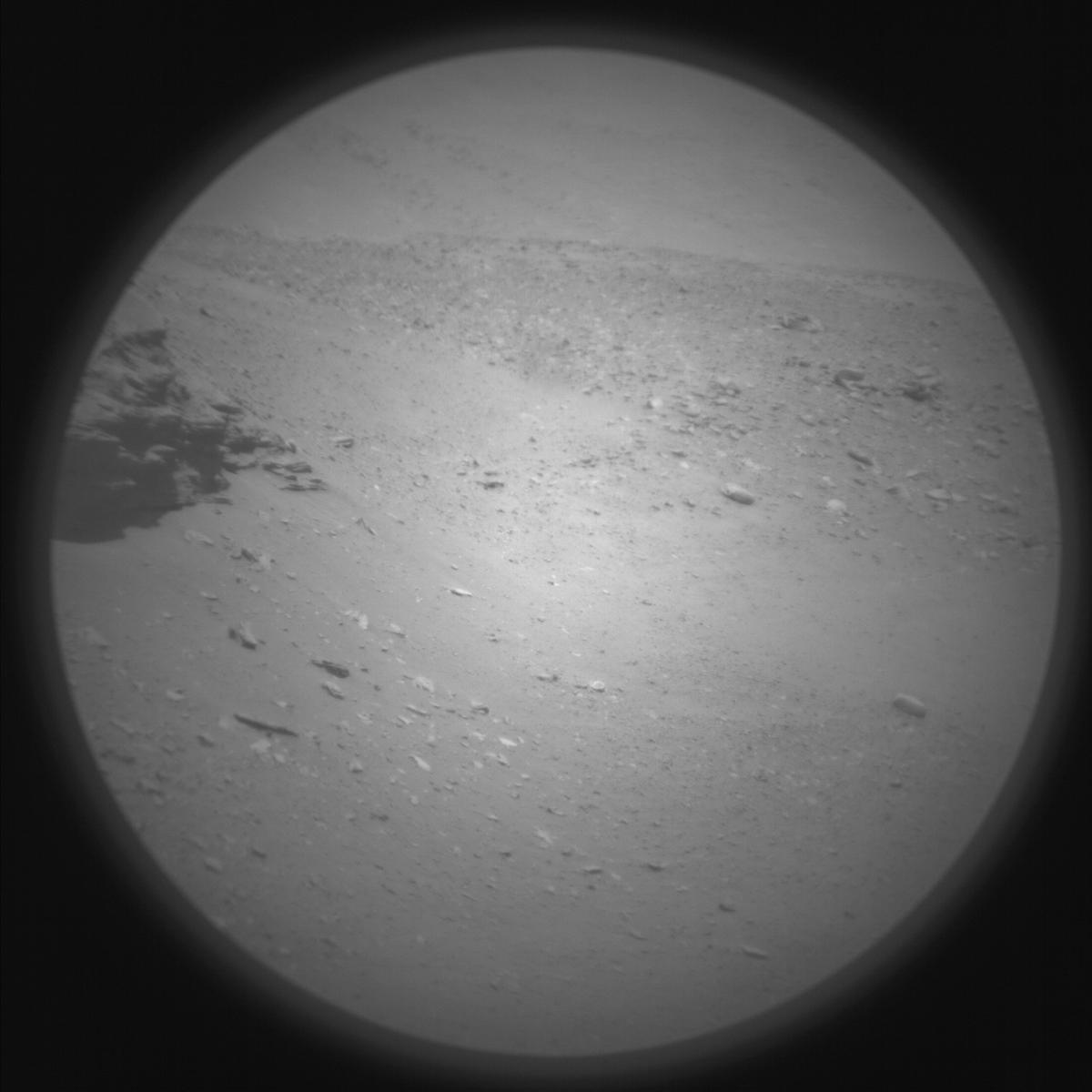 This image was taken by SUPERCAM_RMI onboard NASA's Mars rover Perseverance on Sol 54