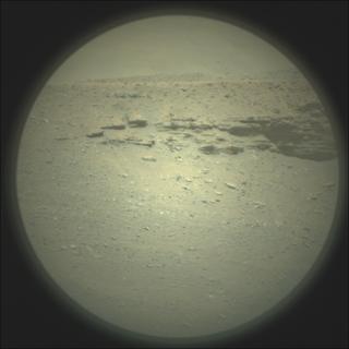 View image taken on Mars, Mars Perseverance Sol 54: SuperCam Camera