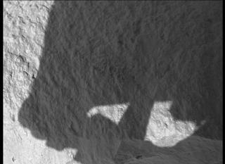 View image taken on Mars, Mars Perseverance Sol 54: WATSON Camera