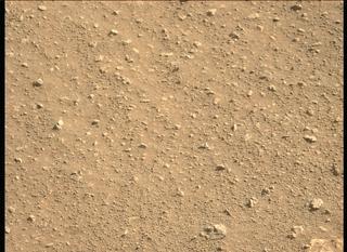 View image taken on Mars, Mars Perseverance Sol 54: Left Mastcam-Z Camera