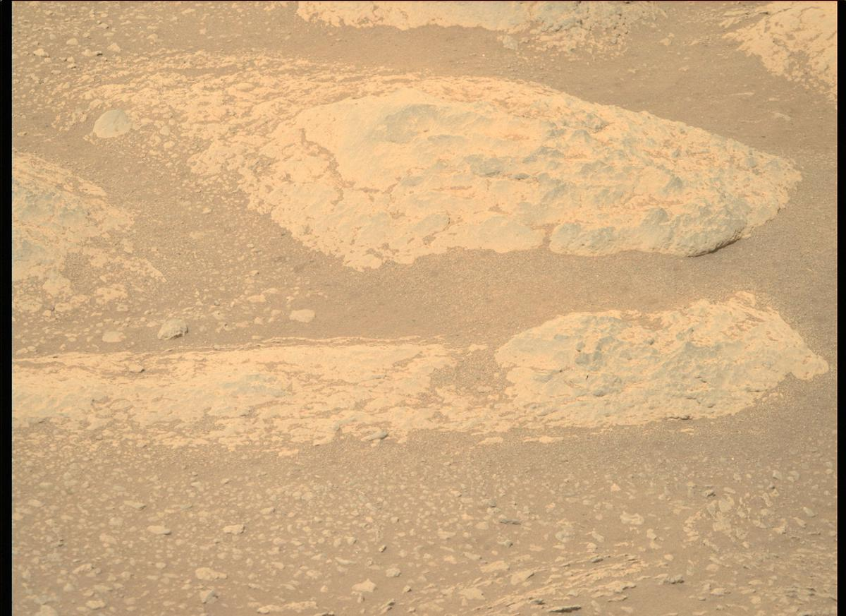 This image was taken by MCZ_RIGHT onboard NASA's Mars rover Perseverance on Sol 54