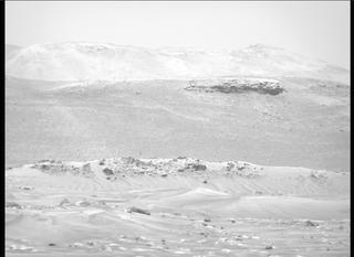 View image taken on Mars, Mars Perseverance Sol 54: Right Mastcam-Z Camera
