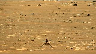 View image taken on Mars, Mars Perseverance Sol 55: Left Mastcam-Z Camera