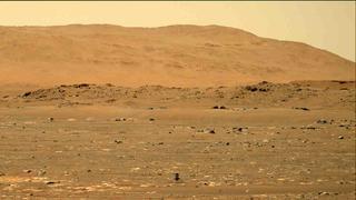 View image taken on Mars, Mars Perseverance Sol 58: Right Mastcam-Z Camera
