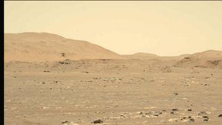 View image taken on Mars, Mars Perseverance Sol 64: Left Mastcam-Z Camera