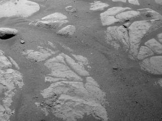 View image taken on Mars, Mars Perseverance Sol 68: Left Navigation Camera (Navcam)