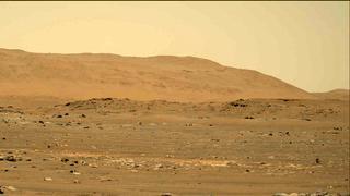 View image taken on Mars, Mars Perseverance Sol 68: Left Mastcam-Z Camera