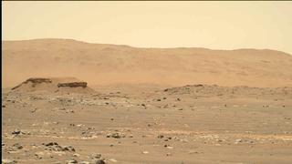 View image taken on Mars, Mars Perseverance Sol 68: Right Mastcam-Z Camera
