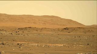 View image taken on Mars, Mars Perseverance Sol 69: Left Mastcam-Z Camera