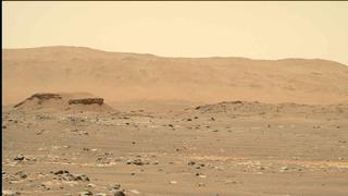 View image taken on Mars, Mars Perseverance Sol 69: Right Mastcam-Z Camera