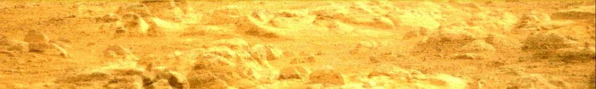 This image was taken by MCZ_LEFT onboard NASA's Mars rover Perseverance on Sol 74