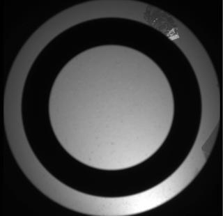 View image taken on Mars, Mars Perseverance Sol 75: SkyCam Camera