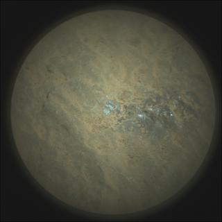 View image taken on Mars, Mars Perseverance Sol 75: SuperCam Camera