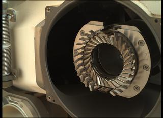 View image taken on Mars, Mars Perseverance Sol 76: WATSON Camera
