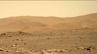 View image taken on Mars, Mars Perseverance Sol 76: Right Mastcam-Z Camera