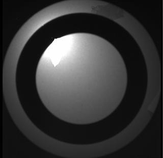 View image taken on Mars, Mars Perseverance Sol 77: SkyCam Camera