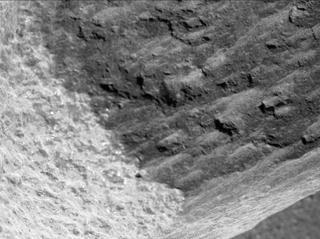 View image taken on Mars, Mars Perseverance Sol 82: WATSON Camera