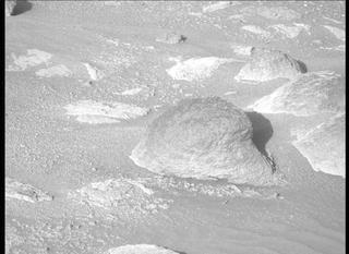 View image taken on Mars, Mars Perseverance Sol 82: Left Mastcam-Z Camera
