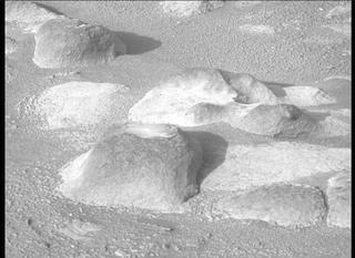 View image taken on Mars, Mars Perseverance Sol 82: Right Mastcam-Z Camera