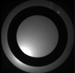 View image taken on Mars, Mars Perseverance Sol 91: SkyCam Camera