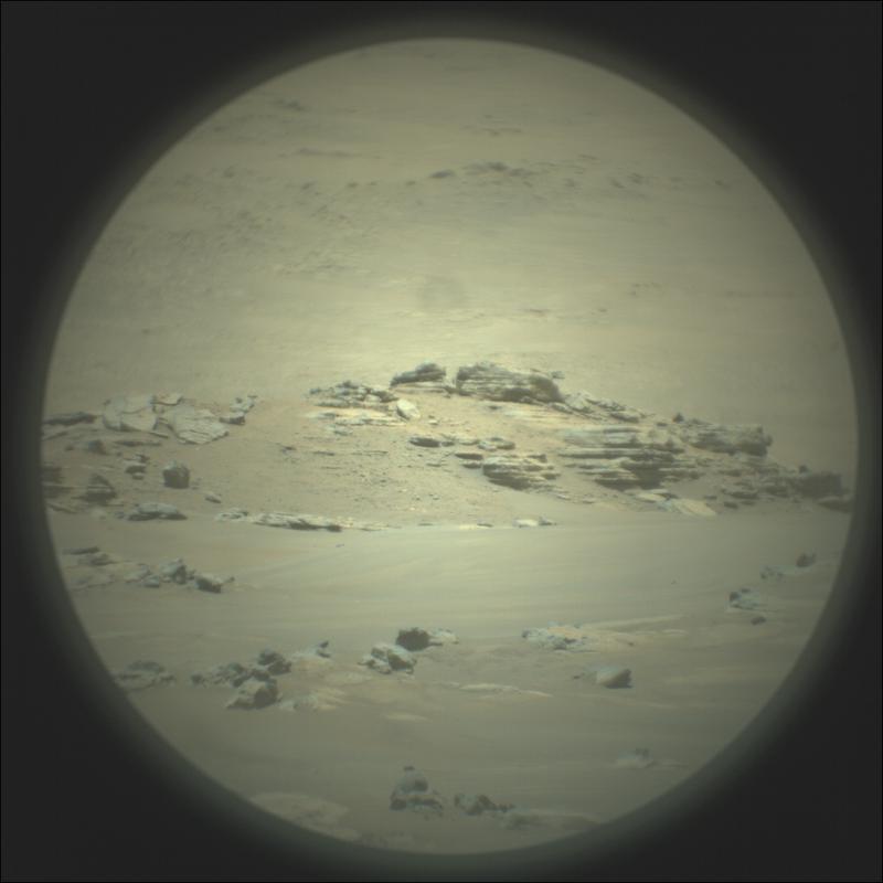 Mars Perseverance Sol 96: SuperCam Camera