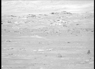 View image taken on Mars, Mars Perseverance Sol 96: Right Mastcam-Z Camera