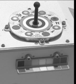 View image taken on Mars, Mars Perseverance Sol 98: Left Mastcam-Z Camera