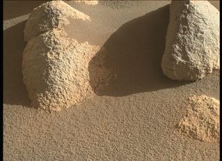 View image taken on Mars, Mars Perseverance Sol 99: Right Mastcam-Z Camera