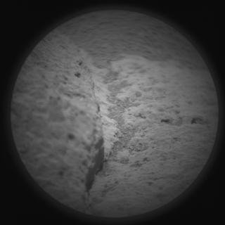 View image taken on Mars, Mars Perseverance Sol 101: SuperCam Camera