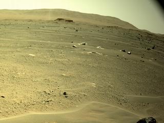View image taken on Mars, Mars Perseverance Sol 102: Right Navigation Camera (Navcam)
