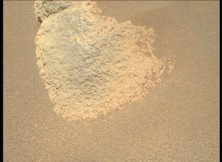 View image taken on Mars, Mars Perseverance Sol 102: Left Mastcam-Z Camera