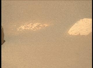 View image taken on Mars, Mars Perseverance Sol 102: Right Mastcam-Z Camera