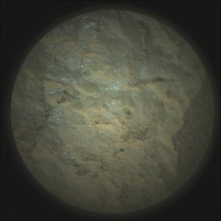 View image taken on Mars, Mars Perseverance Sol 107: SuperCam Camera