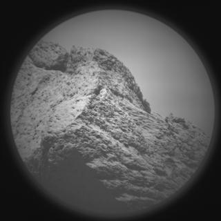 View image taken on Mars, Mars Perseverance Sol 110: SuperCam Camera