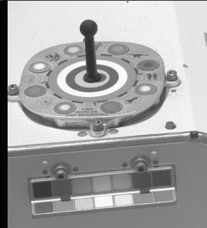 View image taken on Mars, Mars Perseverance Sol 110: Right Mastcam-Z Camera