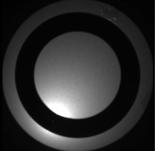 View image taken on Mars, Mars Perseverance Sol 111: SkyCam Camera