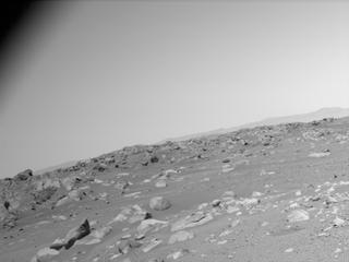 View image taken on Mars, Mars Perseverance Sol 111: Left Navigation Camera (Navcam)