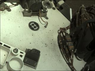 View image taken on Mars, Mars Perseverance Sol 111: Right Navigation Camera (Navcam)