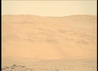 View image taken on Mars, Mars Perseverance Sol 111: Right Mastcam-Z Camera